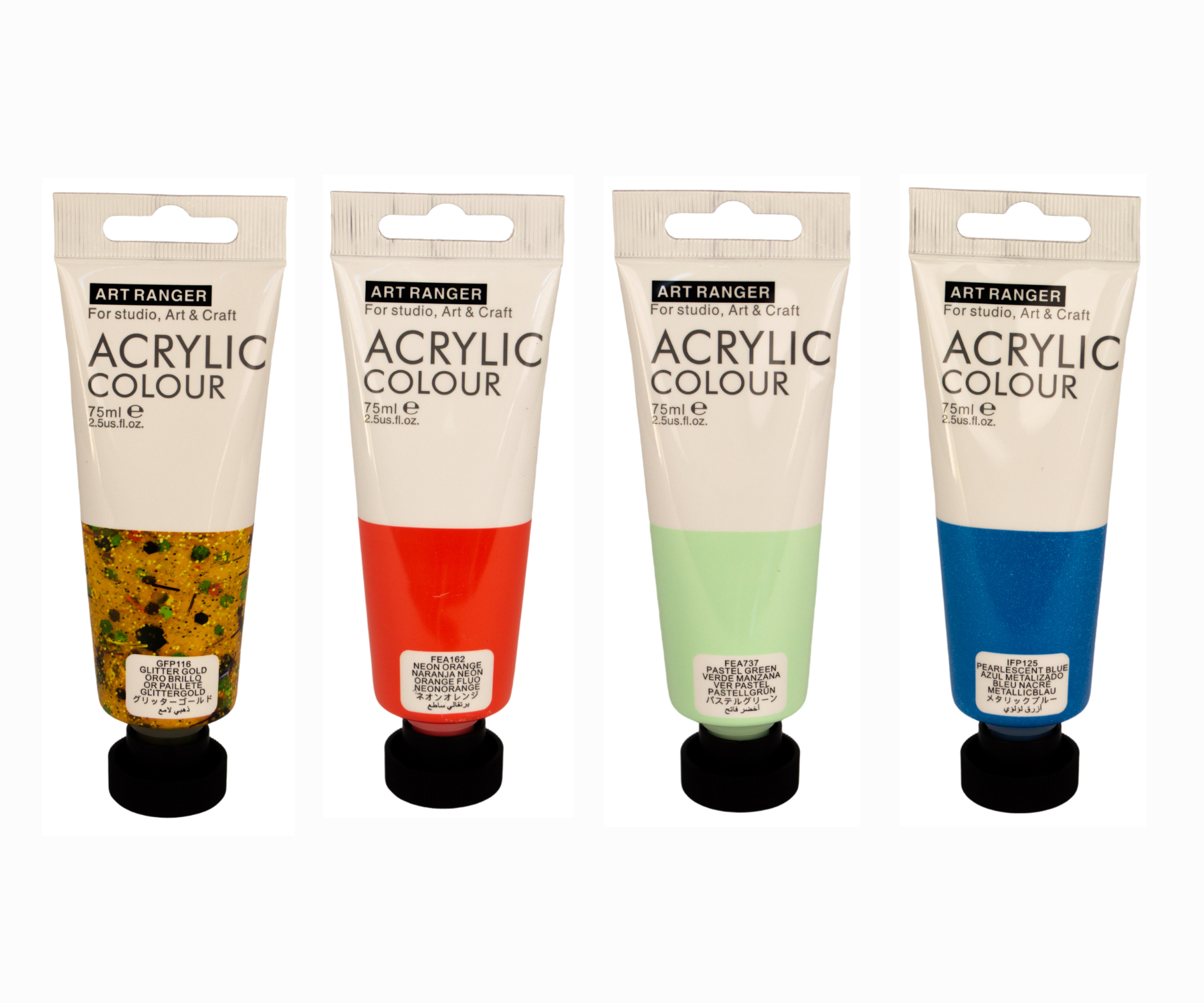 Art Rangers Acrylic Colour 75ml