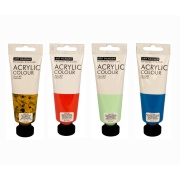 ART RANGERS ACRYLIC 75 ML - GLITTER CRYSTAL