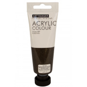 ART RANGERS ACRYLIC 75 ML - PEARLESCENT BLACK
