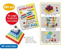 ArTeC Blocks Perfect Math Set