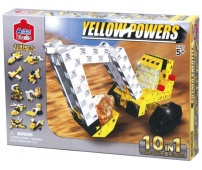 ArTeC Blocks Yellow Powers 10 w 1