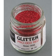 BROKAT GLITTER 20g 003 RED