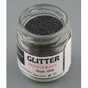BROKAT GLITTER 20g 014 BLACK
