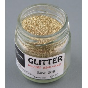 BROKAT GLITTER 20g 021 LIGHT GOLD