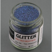 BROKAT GLITTER 20g 363 NIGHT BLUE