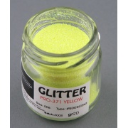 BROKAT GLITTER 20g 371 YELLOW