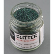 BROKAT GLITTER 20g 383 DARK GREEN