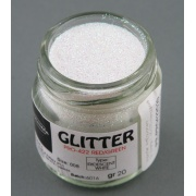 BROKAT GLITTER 20g 422 WHITE RED/GREEN
