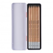 BRUYNZEEL GRAPHITE PENCILS SET 6 SZT