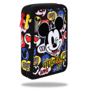 CoolPack Piórnik podwójny DISNEY JUMPER XL MICKEY