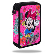 CoolPack Piórnik podwójny DISNEY JUMPER XL MINNIE
