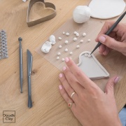 CREALL DOODLE CLAY SET
