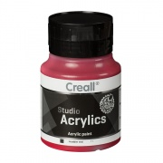 CREALL STUDIO ACRYLICS 500 ml madder red 11