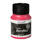 CREALL STUDIO ACRYLICS 500 ml magenta red 13
