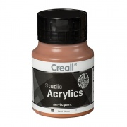 CREALL STUDIO ACRYLICS 500 ml burnt sienna 67