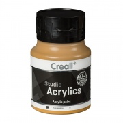 CREALL STUDIO ACRYLICS 500 ml raw sienna 61