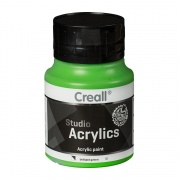 CREALL STUDIO ACRYLICS 500 ml brilliant green 50