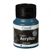CREALL STUDIO ACRYLICS 500 ml prussian blue 34