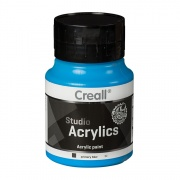 CREALL STUDIO ACRYLICS 500 ml primary blue 30