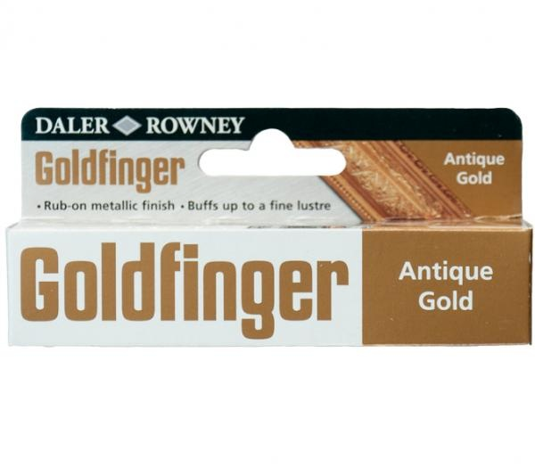 DALER ROWNEY GOLDFINGER 22 ML ANTIQUE GOLD