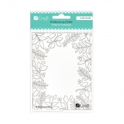 DP CRAFT FOLDER DO EMBOSSINGU 2D RAMKA 11x14,5 CM