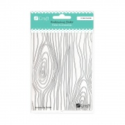DP CRAFT FOLDER DO EMBOSSINGU 2D DREWNO 11x14,5 CM