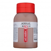Farba akrylowa Talens Art Creation 750 ML BURNT UMBER