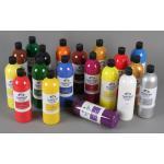 Farby plakatowe i tempery na sztuki