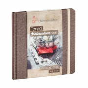 HAHNEMUHLE Toned Watercolour Book 200g beige 14x14