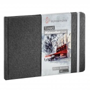 HAHNEMUHLE Toned Watercolour Book 200g grey A5 L