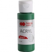 HAPPY COLOR ACRYL MAT 60 ML - ZIELONA TRAWA