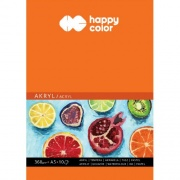 HAPPY COLOR Blok do akrylu 360g A5