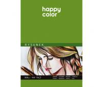 HAPPY COLOR BLOK DO RYSUNKU A3, 300g, 15 arkuszy