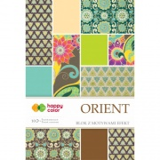 HAPPY COLOR BLOK EFFECT - ORIENT