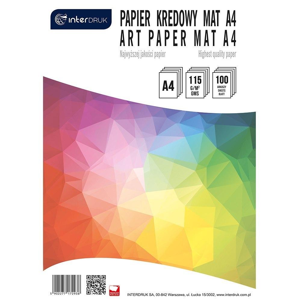 Papiery kredowe