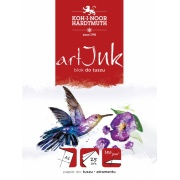 KOH-I-NOOR ART INK BLOK DO TUSZU 350g A6 25 KART