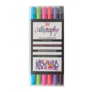 KURETAKE ZIG Calligraphy II - 6 colors set
