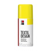 MARABU TEXTIL SPRAY 150ML NEON-YELLOW