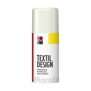 MARABU TEXTIL SPRAY 150ML WHITE