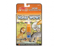MELISSA&DOUG Water Wow! SAFARI