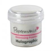 PAPERMANIA PUDER DO EMBOSSINGU - HOLOGRAFICZNY