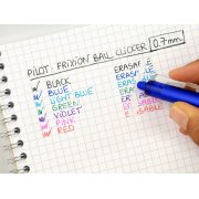 PILOT FRIXION CLICKER 0,7 FIOLETOWY