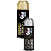 PINTYPLUS ART Chrome Effect Gold 200ml