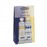 SCHMINCKE PRIMAcryl Artists' Favourites 2x35ml Ultramarin/Gold