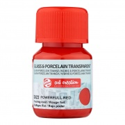 TALENS G&P TRANSPARENT 30ml. POWERFULL RED