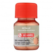TALENS METALLIC 30 ML WARM COOPER