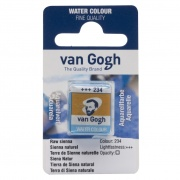 TALENS VAN GOGH WATER COLOUR PAN RAW SIENNA